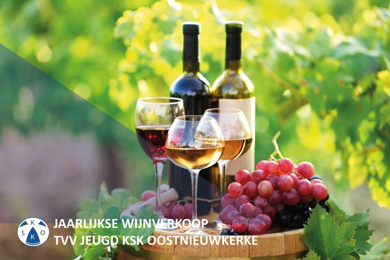 KSK Oostnieuwkerke wijnverkoop