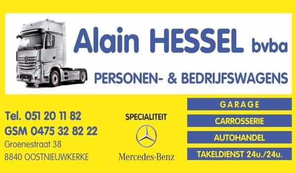 Alain Hessel