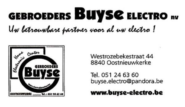 Gebroeders Buyse electro