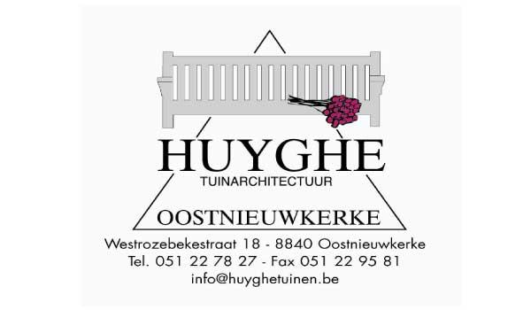 Huyghe-tuinarchitectuur
