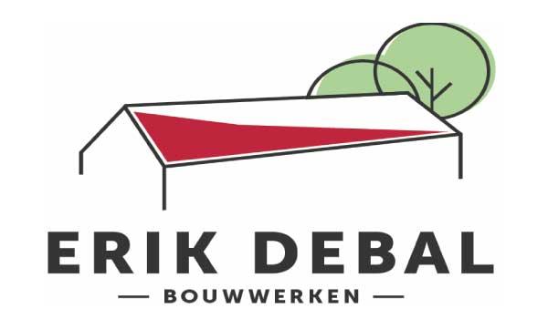 Erik Debal bouwwerken