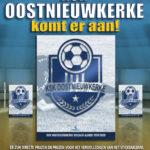 Lancering van het prachtige stickerboek van KSK Oostnieuwkerke op 16 november